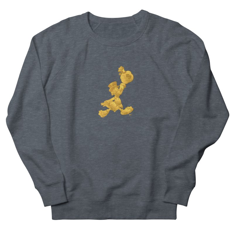 Air McDuck Men's French Terry Sweatshirt by Tripledead Shop