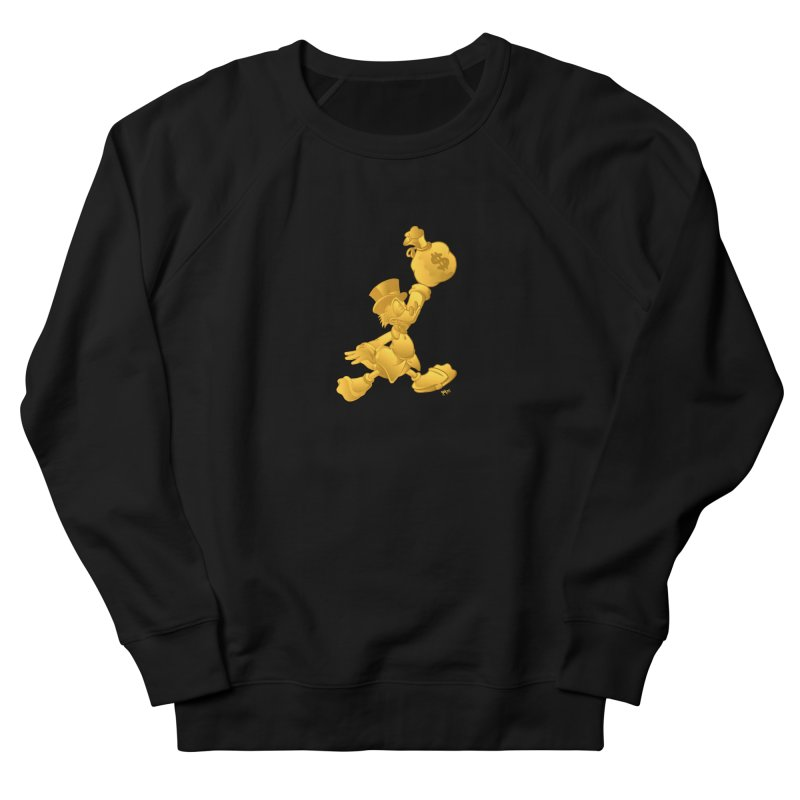 Air McDuck Men's French Terry Sweatshirt by Tripledead Shop