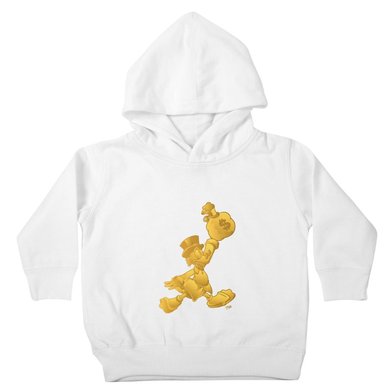 Air McDuck Kids Toddler Pullover Hoody by Tripledead Shop