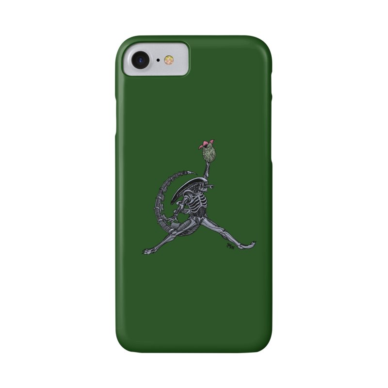 Air-lien Accessories Phone Case by Tripledead Shop