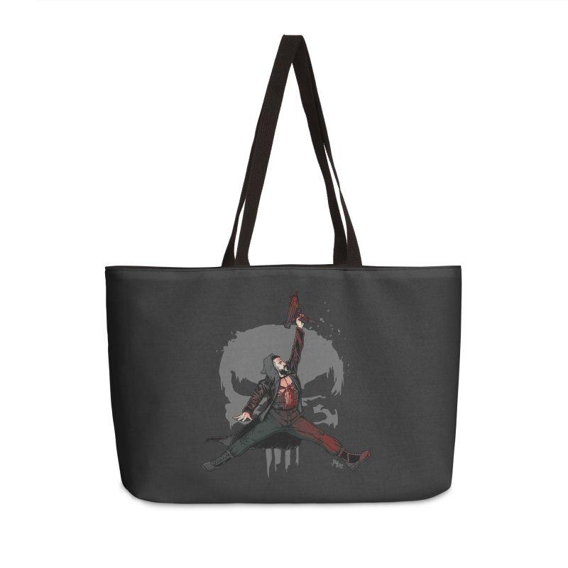 Air Castle Accessories Weekender Bag Bag by Tripledead Shop