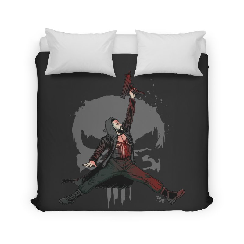 Air Castle Home Duvet by Tripledead Shop