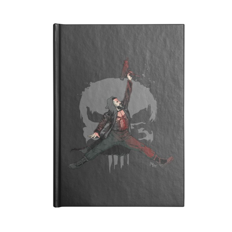 Air Castle Accessories Blank Journal Notebook by Tripledead Shop