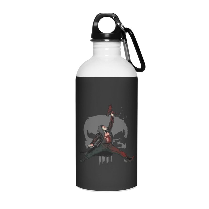 Air Castle Accessories Water Bottle by Tripledead Shop