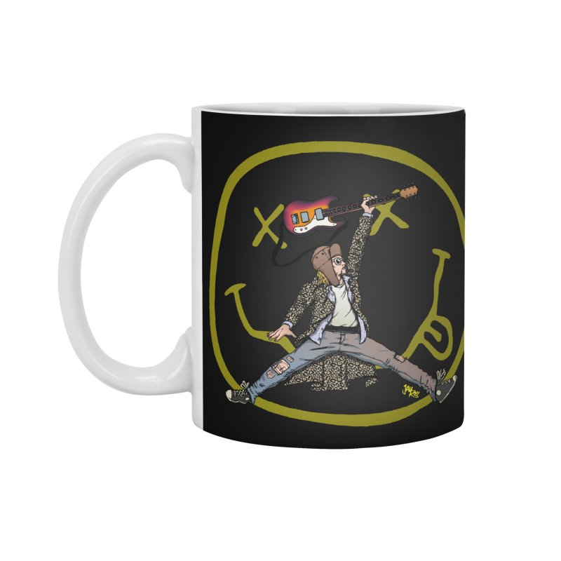 Air Cobain Accessories Standard Mug by Tripledead Shop