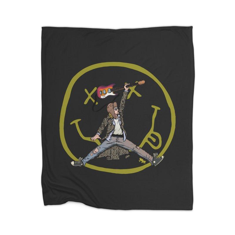 Air Cobain Home Blanket by Tripledead Shop