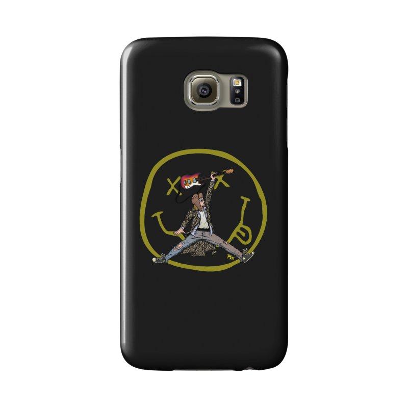 Air Cobain Accessories Phone Case by Tripledead Shop