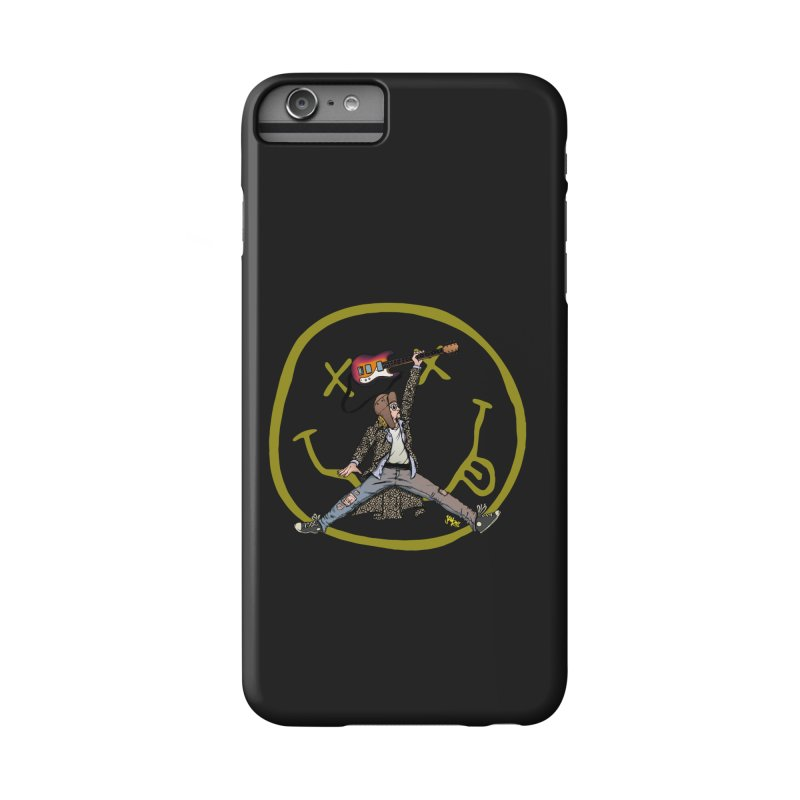 Air Cobain Accessories Phone Case by Tripledead Shop