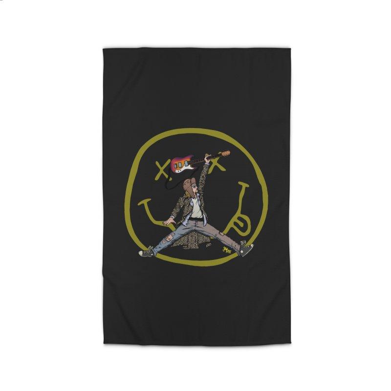 Air Cobain Home Rug by Tripledead Shop