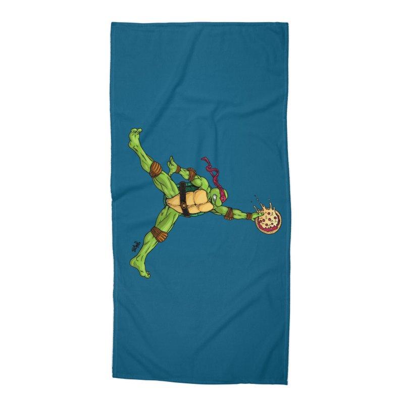 Air Raph Accessories Beach Towel by Tripledead Shop