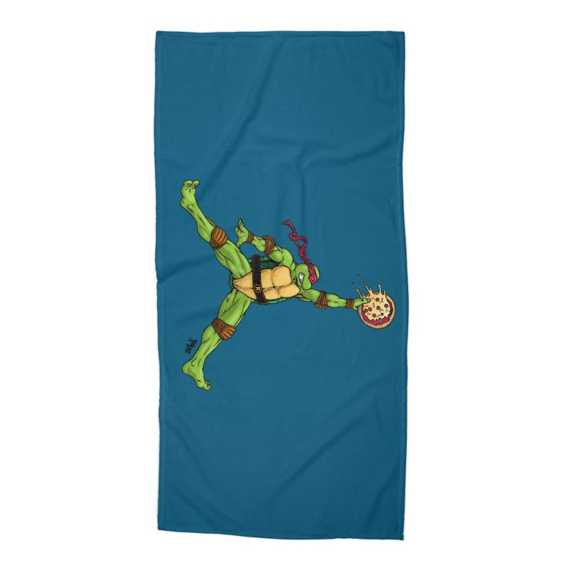 Air Raph Accessories Beach Towel by Tripledead Shop