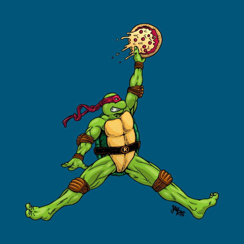 Air Raph Home Fine Art Print by Tripledead Shop