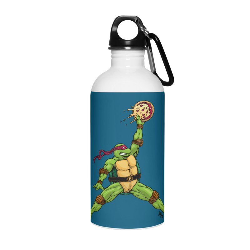 Air Raph Accessories Water Bottle by Tripledead Shop