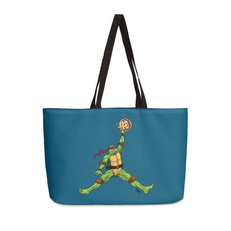 Air Raph Accessories Weekender Bag Bag by Tripledead Shop