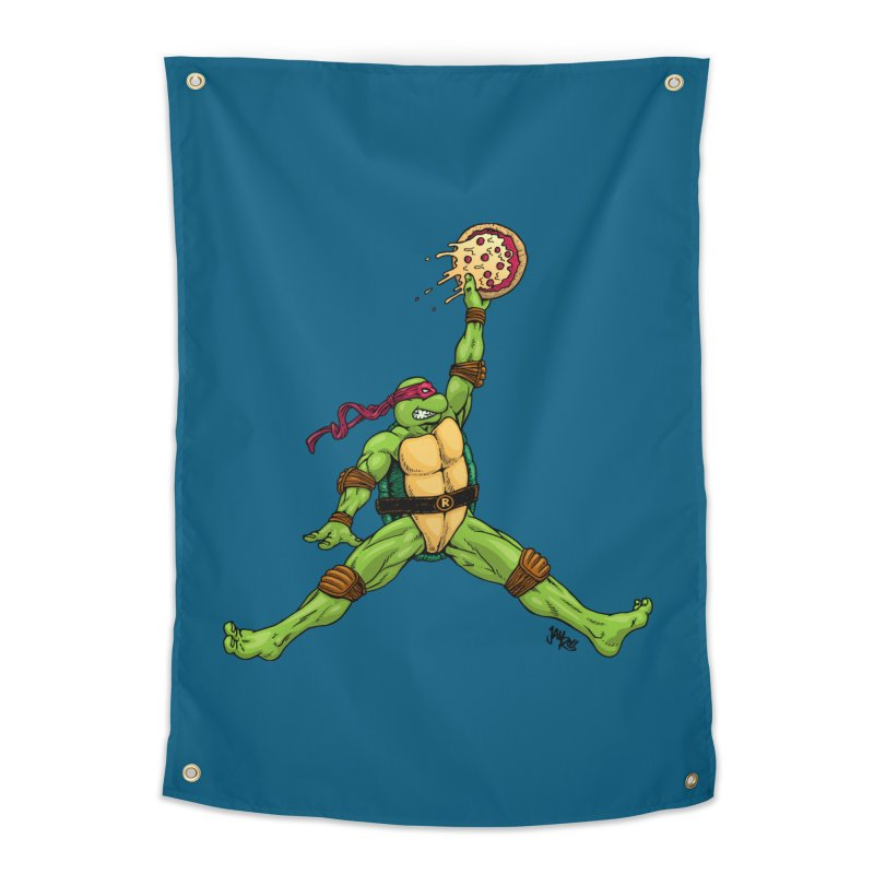 Air Raph Home Tapestry by Tripledead Shop