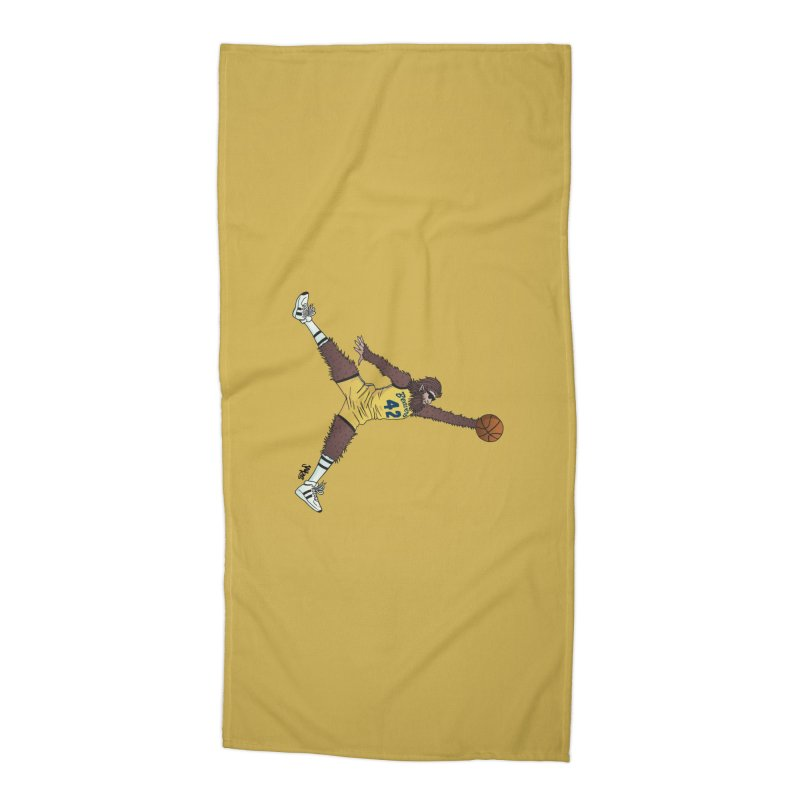 Air Wolf Accessories Beach Towel by Tripledead Shop
