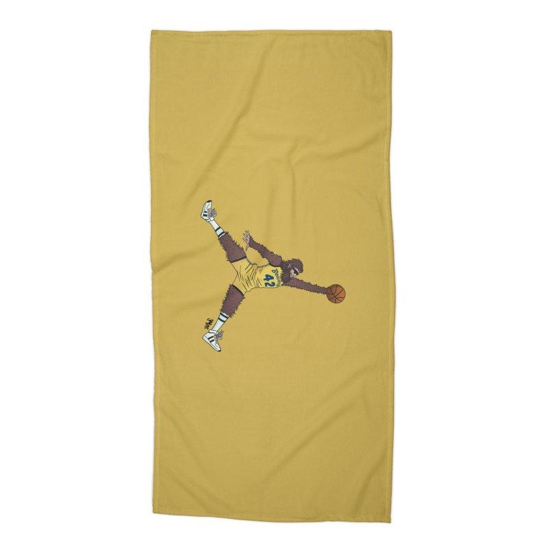 Air Wolf Accessories Beach Towel by Tripledead Shop