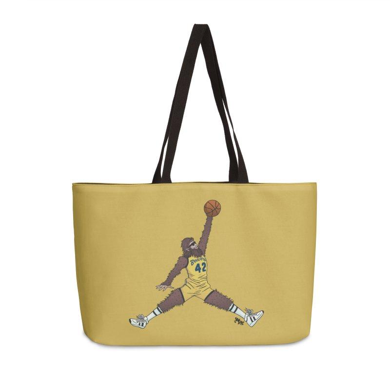 Air Wolf Accessories Weekender Bag Bag by Tripledead Shop