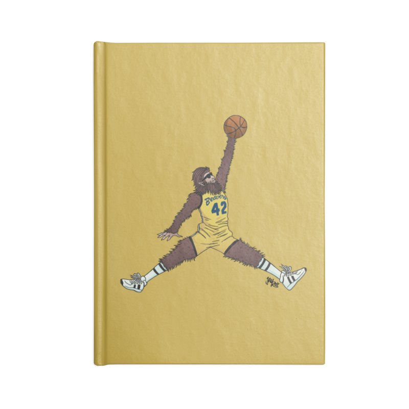 Air Wolf Accessories Notebook by Tripledead Shop