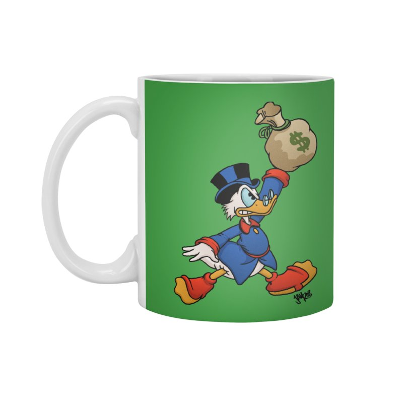 Air McDuck (full color) Accessories Mug by Tripledead Shop