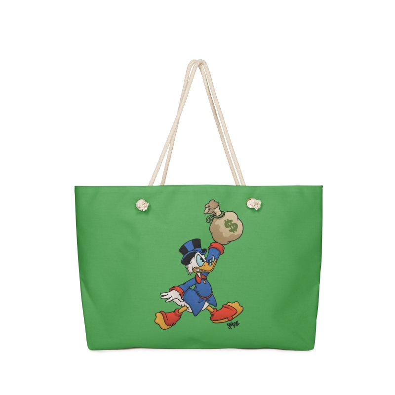 Air McDuck (full color) Accessories Bag by Tripledead Shop