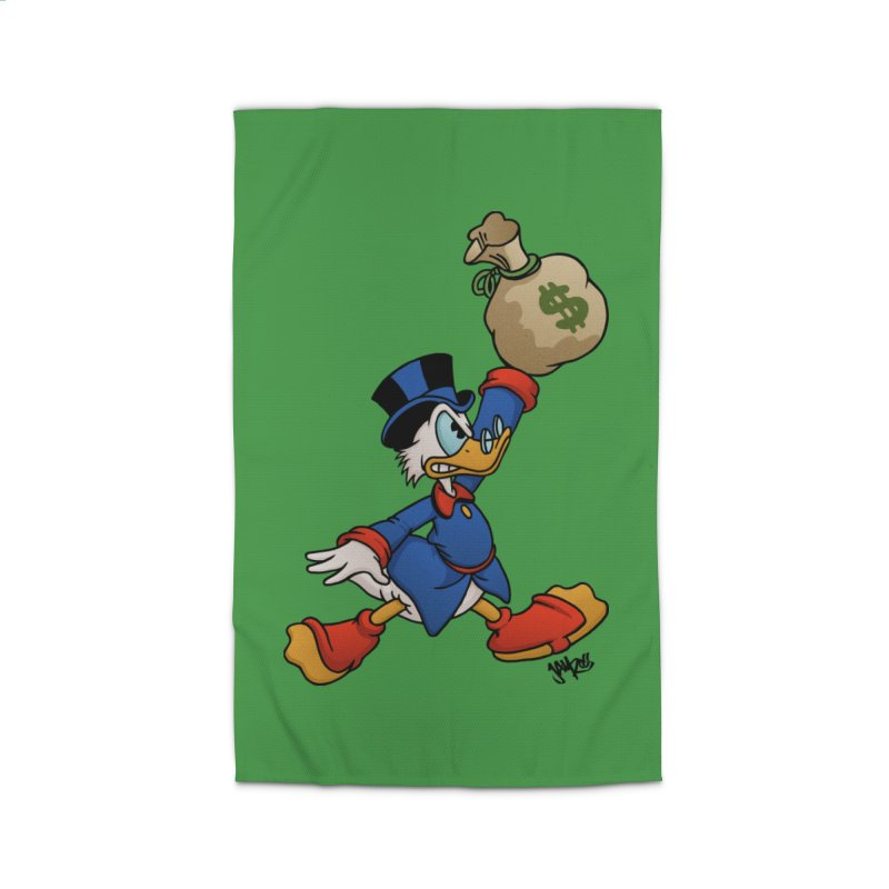 Air McDuck (full color) Home Rug by Tripledead Shop