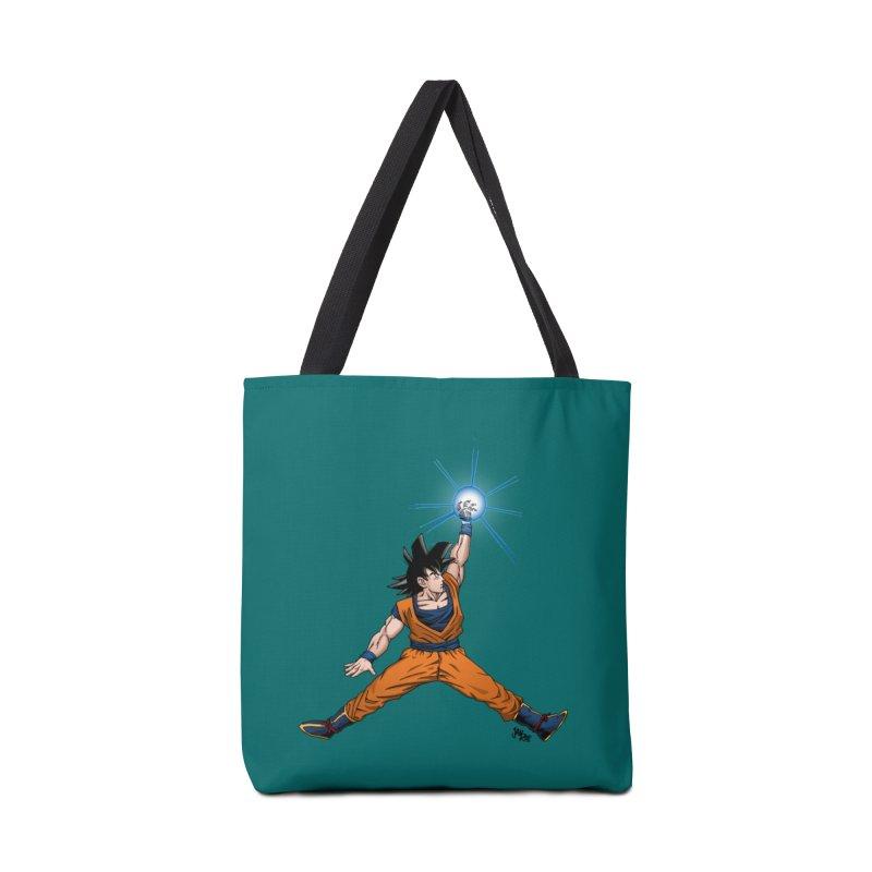 Air Goku Accessories Bag by Tripledead Shop