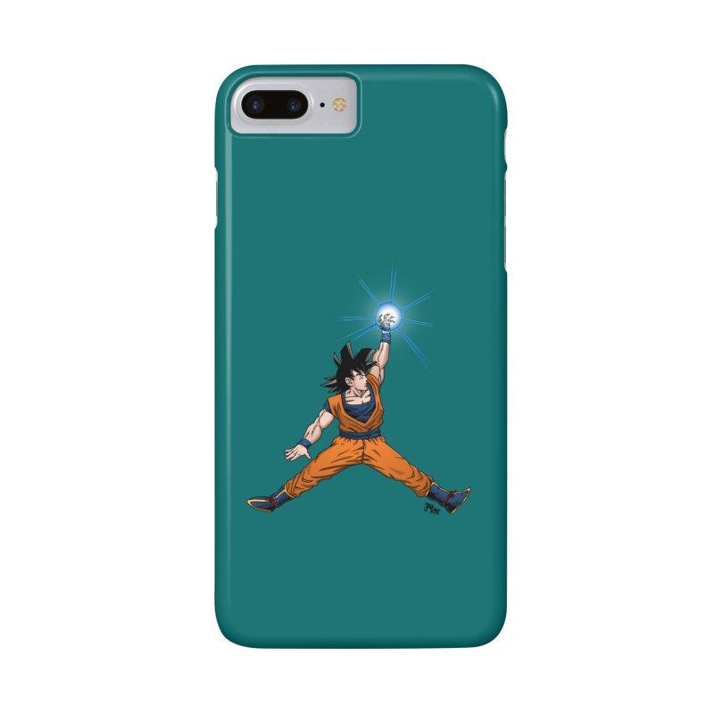Air Goku Accessories Phone Case by Tripledead Shop