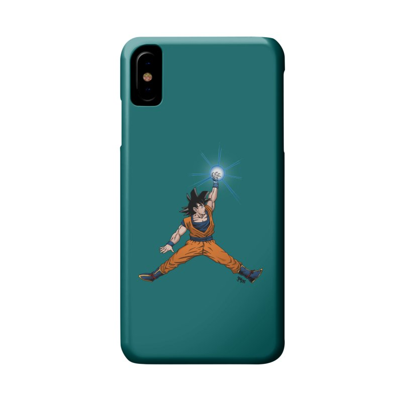 Air Goku Accessories Phone Case by Tripledead Shop