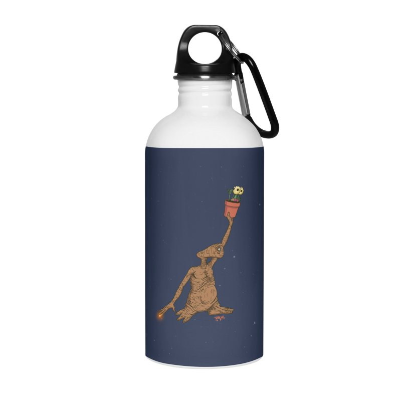 Air E.T. Accessories Water Bottle by Tripledead Shop