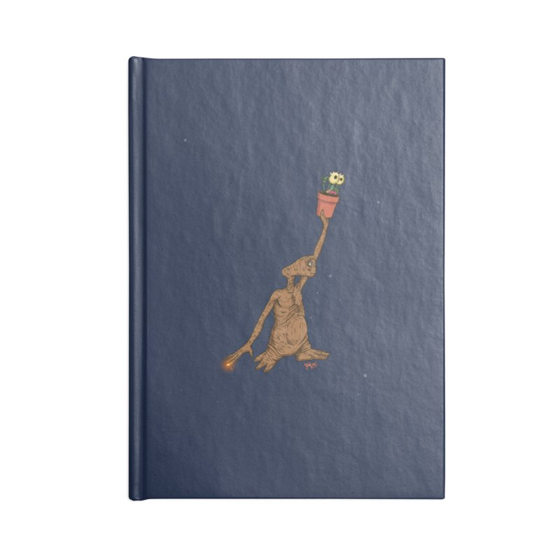Air E.T. Accessories Notebook by Tripledead Shop