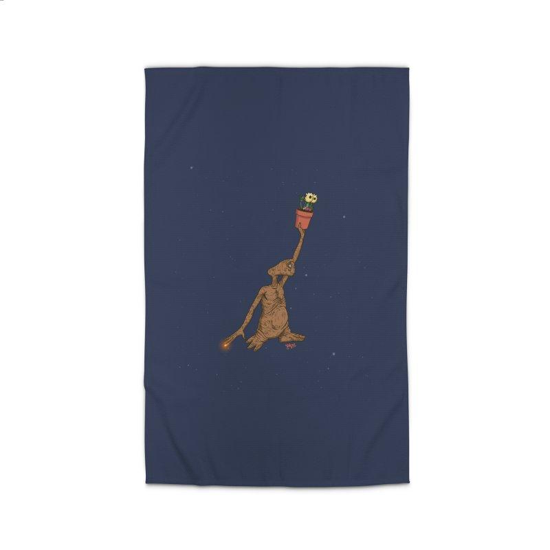 Air E.T. Home Rug by Tripledead Shop