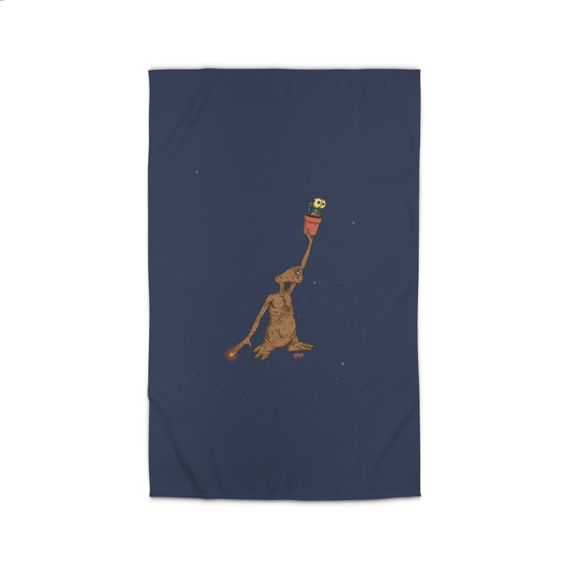 Air E.T. Home Rug by Tripledead Shop
