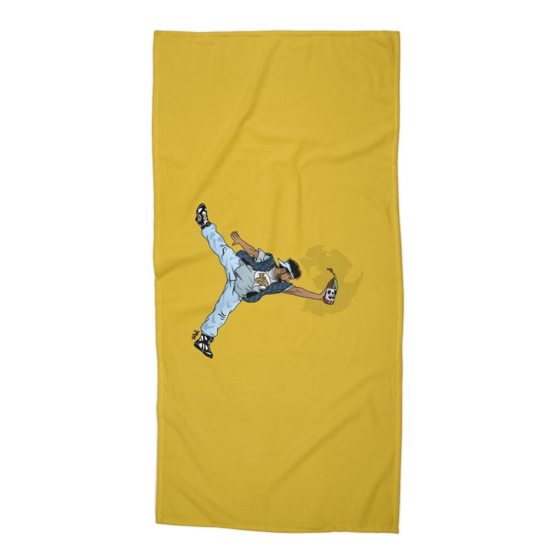 Air Mef Accessories Beach Towel by Tripledead Shop