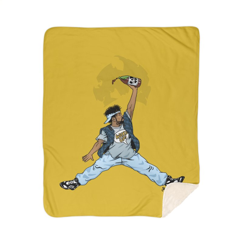 Air Mef Home Blanket by Tripledead Shop