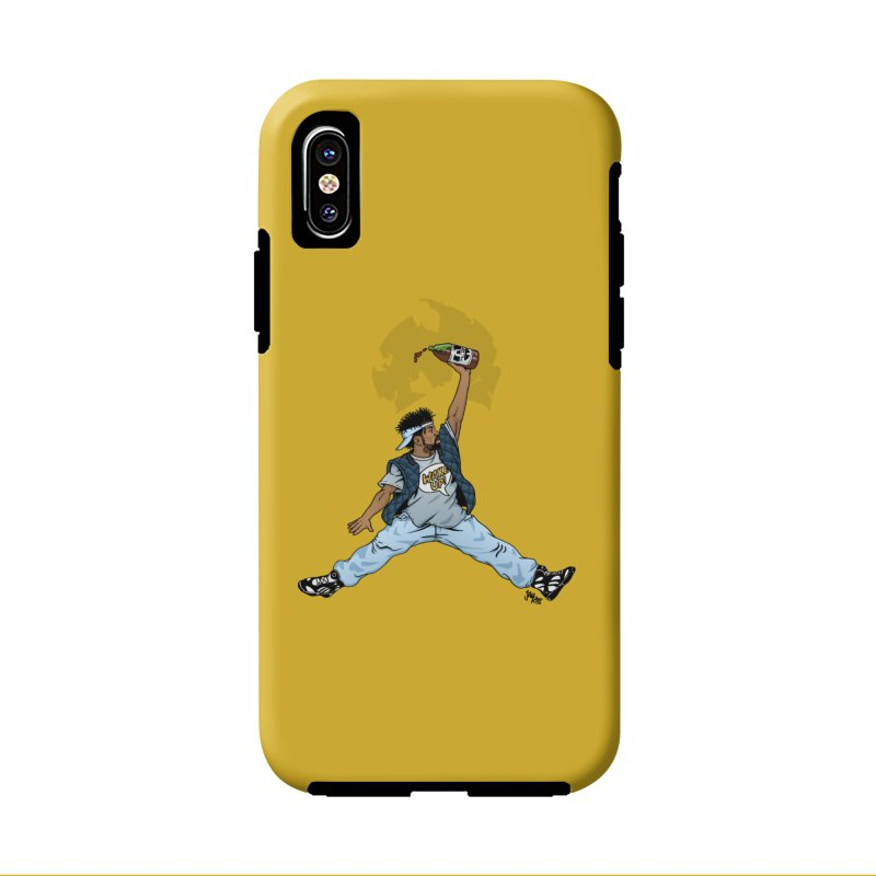 Air Mef Accessories Phone Case by Tripledead Shop