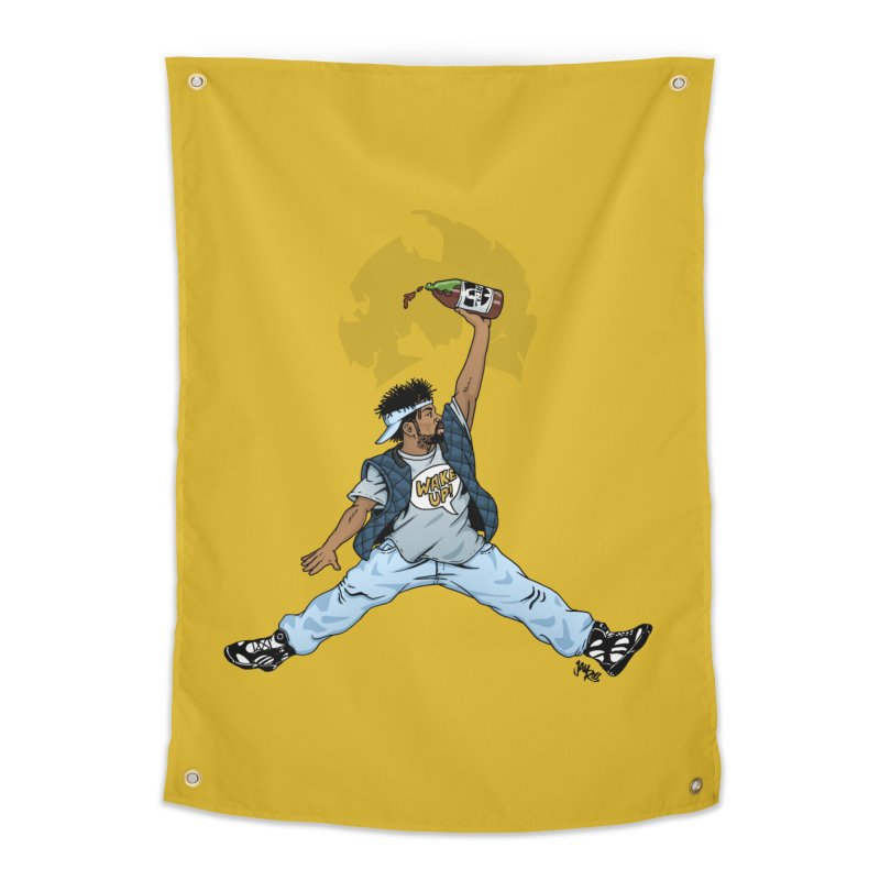 Air Mef Home Tapestry by Tripledead Shop