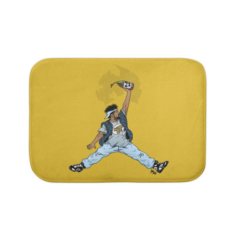 Air Mef Home Bath Mat by Tripledead Shop
