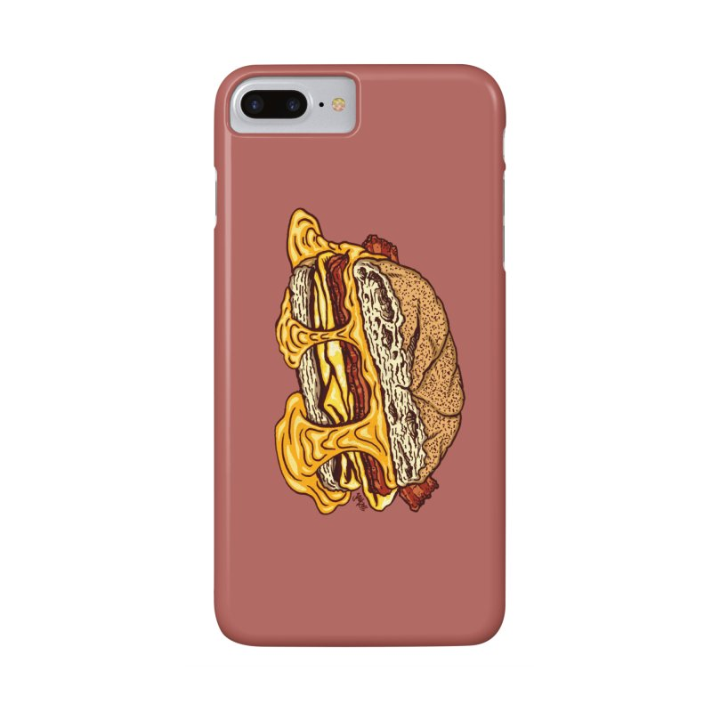 Baconeggandcheese Accessories Phone Case by Tripledead Shop