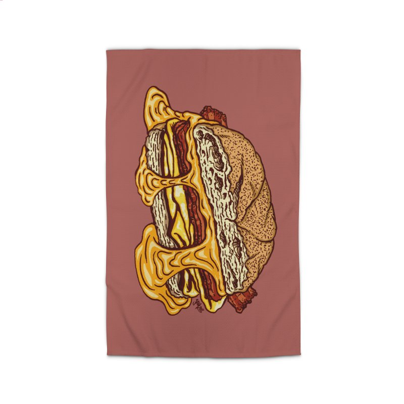 Baconeggandcheese Home Rug by Tripledead Shop