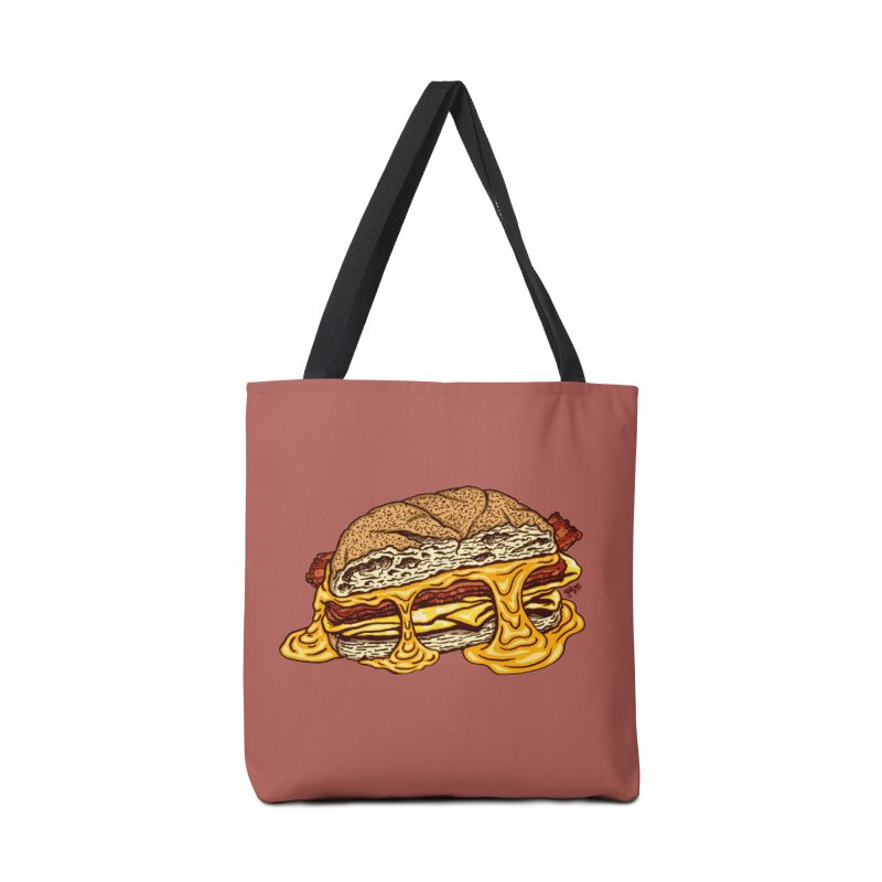 Baconeggandcheese Accessories Bag by Tripledead Shop