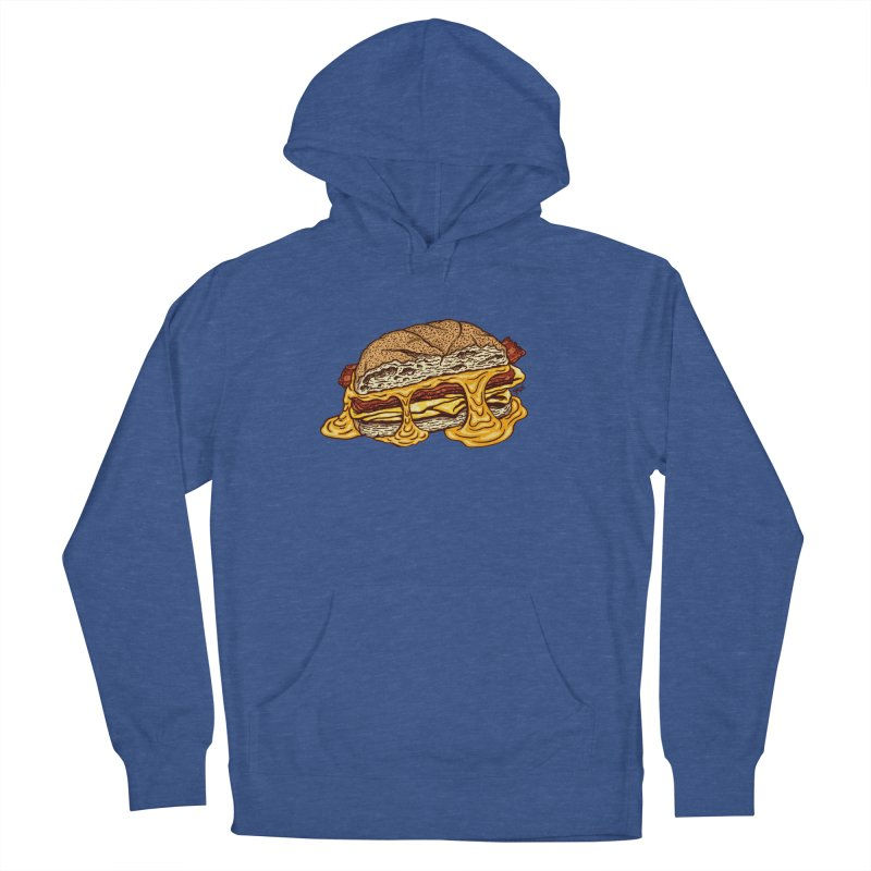 Baconeggandcheese Women's Pullover Hoody by Tripledead Shop