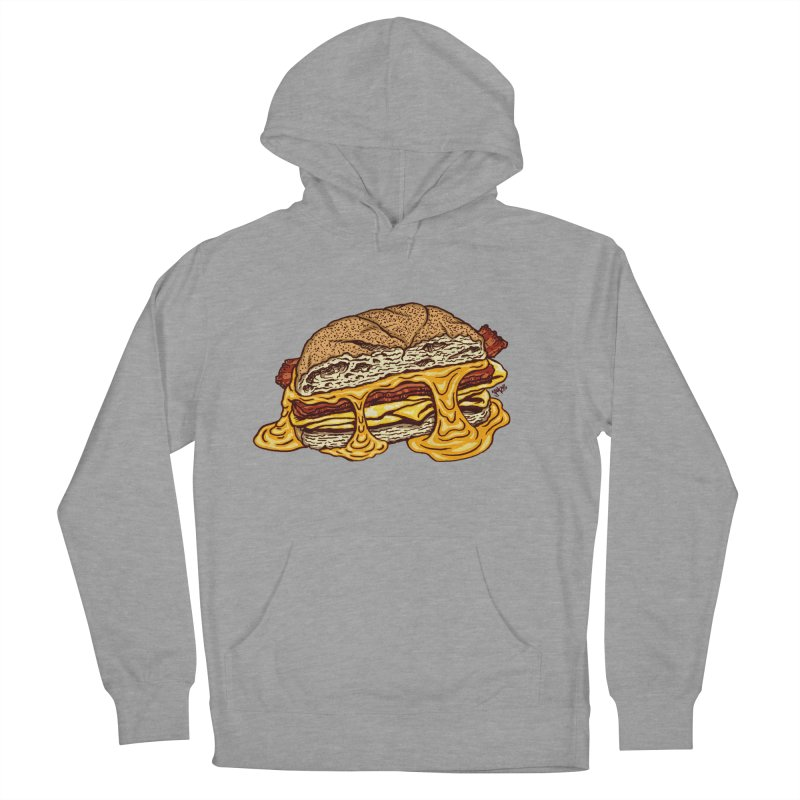 Baconeggandcheese Women's Pullover Hoody by Tripledead Shop