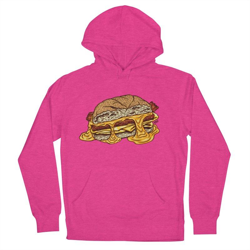 Baconeggandcheese Men's Pullover Hoody by Tripledead Shop
