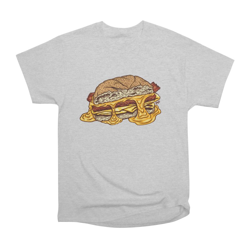 Baconeggandcheese Men's Heavyweight T-Shirt by Tripledead Shop