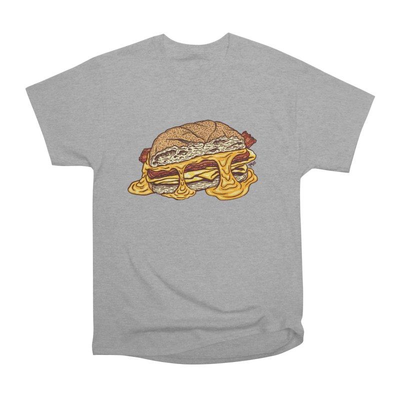 Baconeggandcheese Women's Heavyweight Unisex T-Shirt by Tripledead Shop