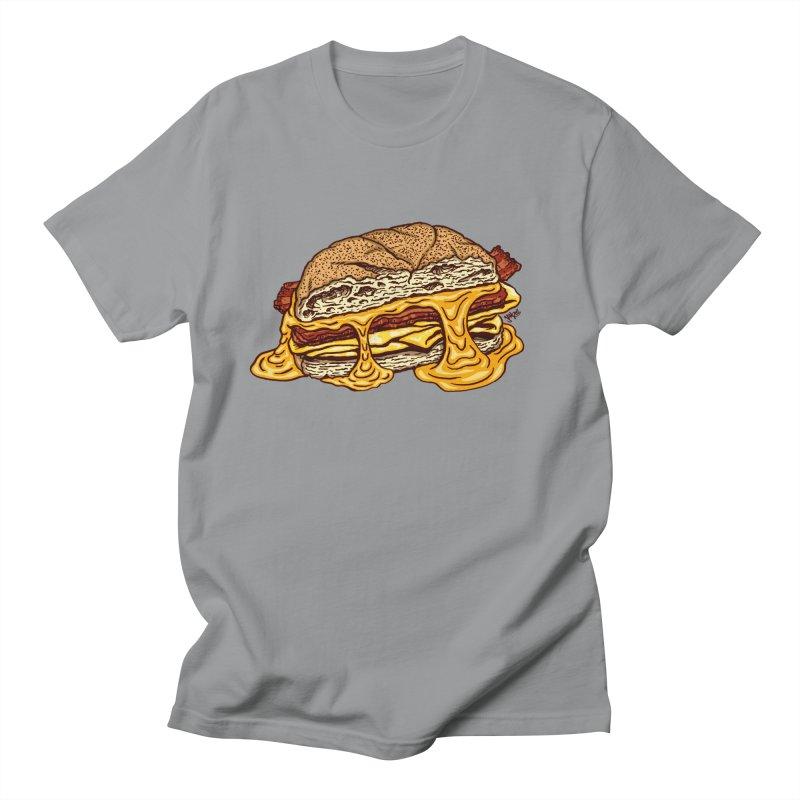 Baconeggandcheese Women's Unisex T-Shirt by Tripledead Shop