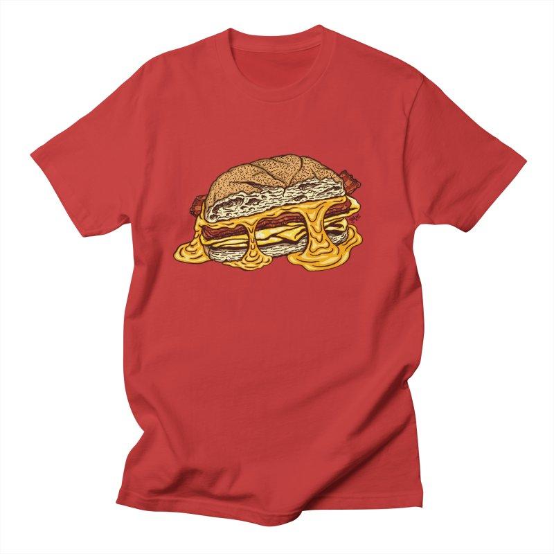 Baconeggandcheese Women's Regular Unisex T-Shirt by Tripledead Shop