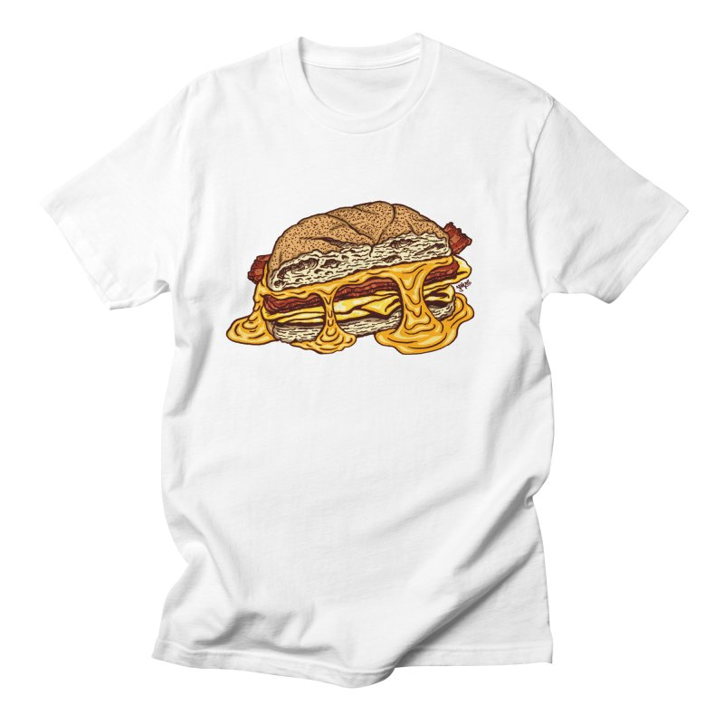 Baconeggandcheese Women's Regular Unisex T-Shirt by Tripledead Shop