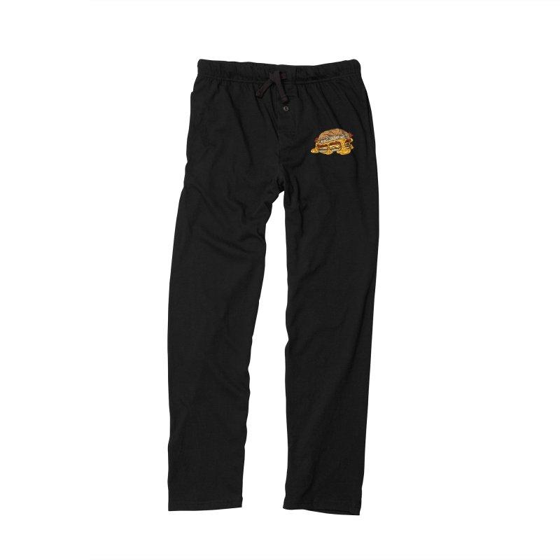 Baconeggandcheese Men's Lounge Pants by Tripledead Shop